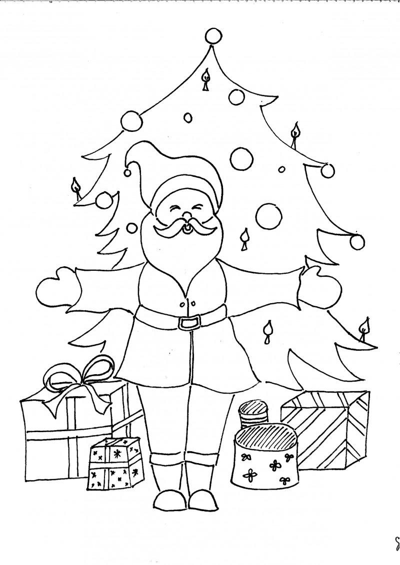 Kleurplaten Rond Kerst.Kleurplaten Lesmonsters Nl Page 2