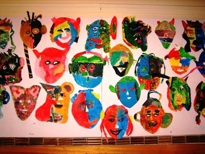 Beroemd Kunst voor kinderen - Lesmonsters.nl &OX25